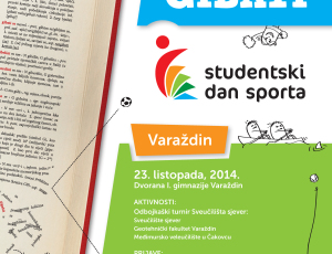 Studentski dan sporta 23.10.2014.