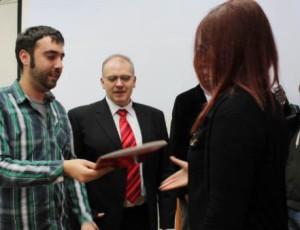 Studentima Sveučilišta Sjever za projekte 85 tisuća kuna